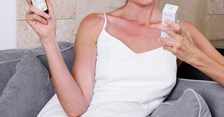 vitamin C-basert ansiktsserum Nanoil