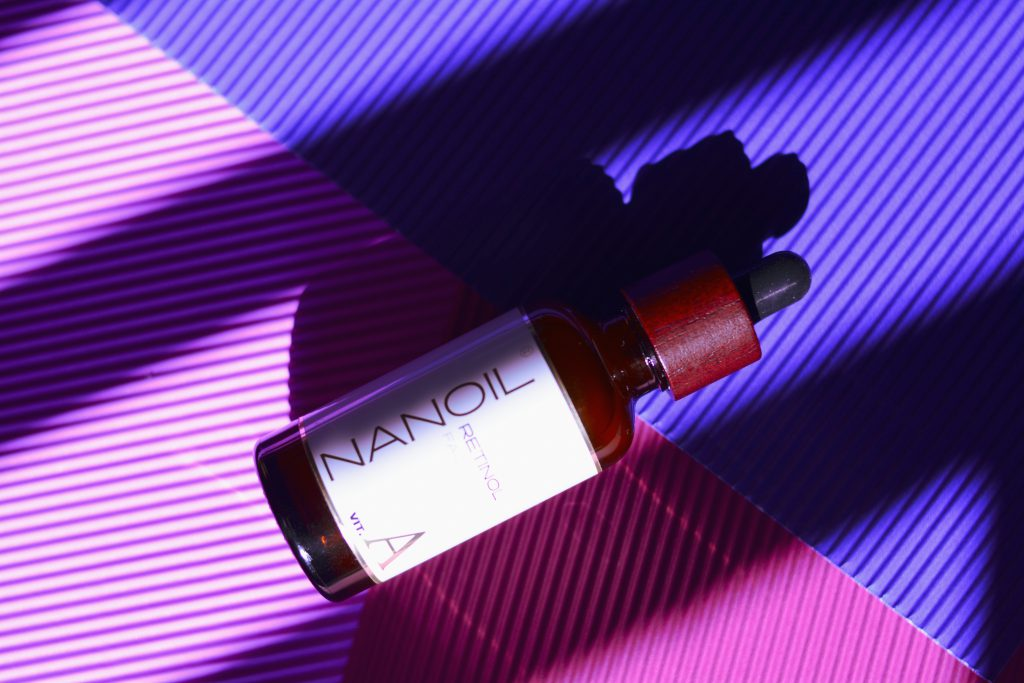 Nanoil anbefalt retinolansiktsserum